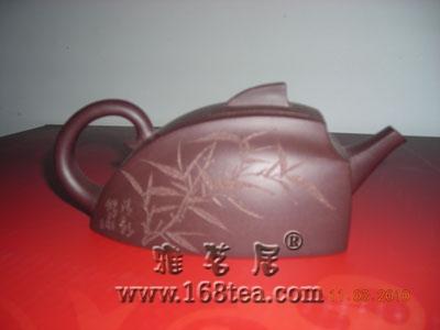 我收藏的吴勇制作的茶壶