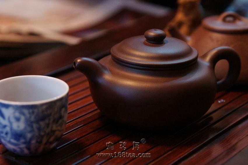 品茶,赏壶