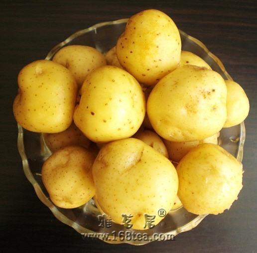 土豆  药谱  忌谱