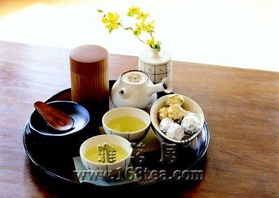 饮茶可以防中风