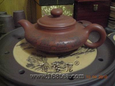 我现在使用的茶壶