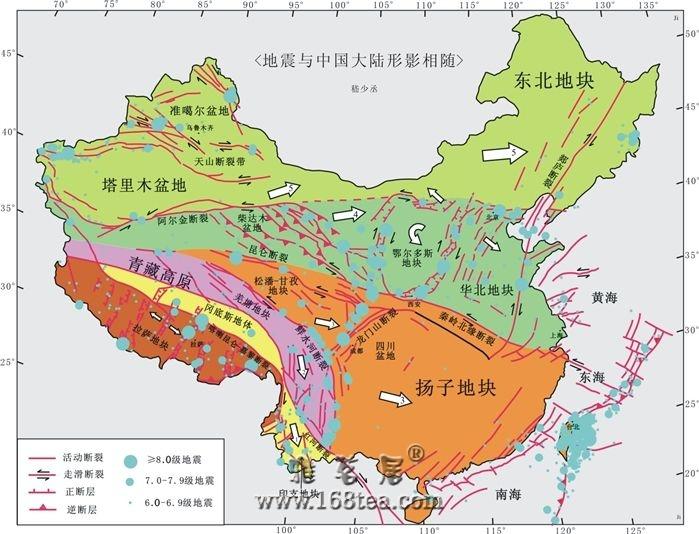 青海玉树地震原因??