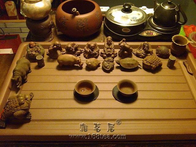 小K爱壶 - 清水纯料紫砂茶盘