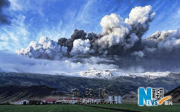 冰岛火山喷发与气候突变