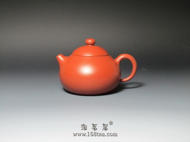 泡茶前后壶的变化