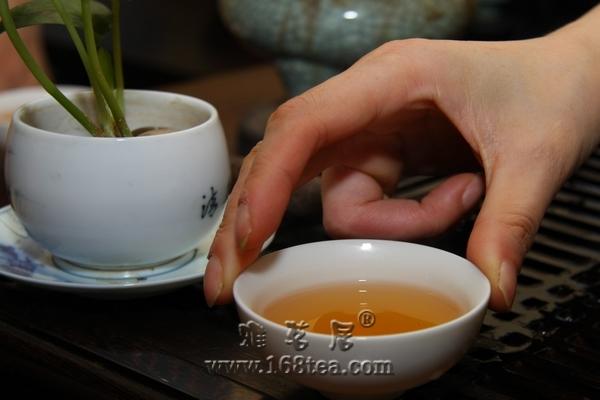 雅茗居2010年小满煎茶