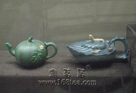 无锡博物院馆藏紫砂精品4