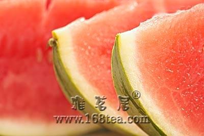夏天吃西瓜的八大 禁忌!
