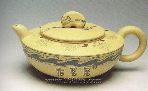 吴培林绞泥壶2