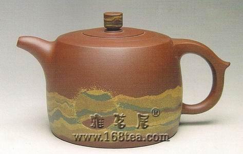吴培林绞泥壶(太道之初壶)