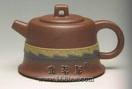 吴培林紫砂绞泥壶精品