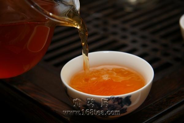 2010年雅茗居大暑次日晚煎茶