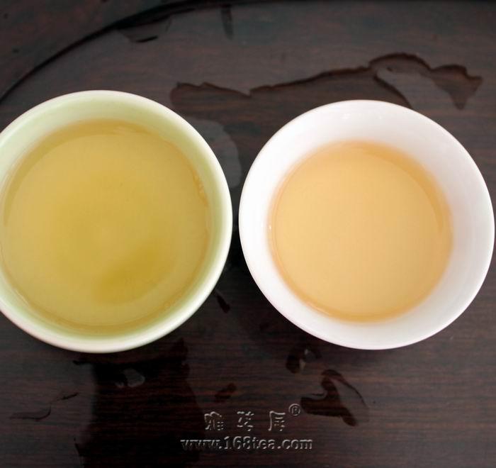 开汤求知之一(大益巴达高山2010生茶)