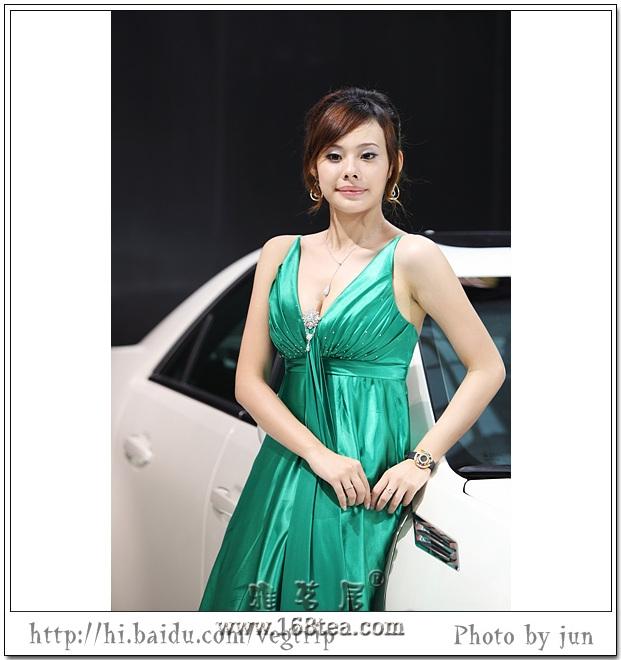 2010福州海峡车展靓车模