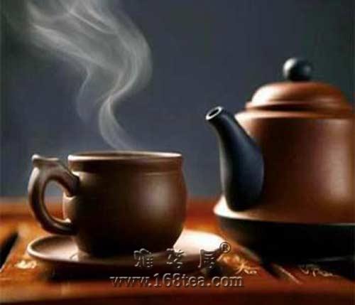 再想上千年又是一捏儿古茶