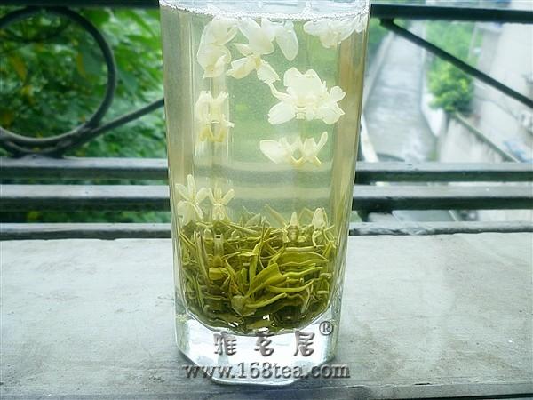 【淘宝网】29.9包邮特级碧潭飘雪极品茉莉花茶排毒养颜茶