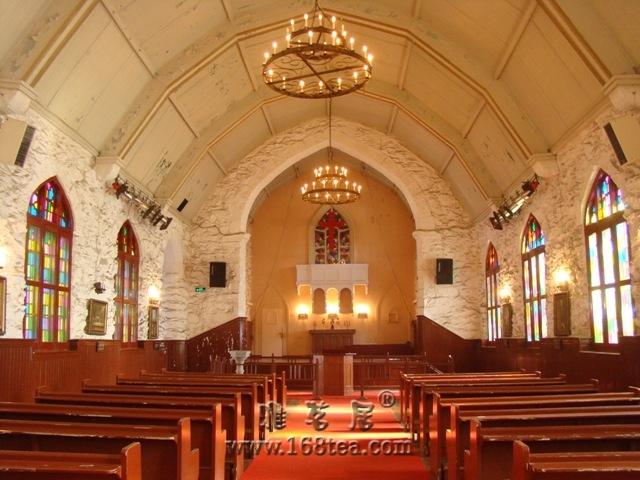 庐山风景4之教堂