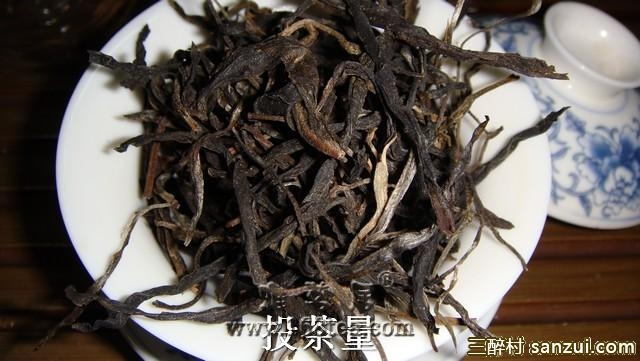 2010年易武高山春茶2011年1月1号新开的汤