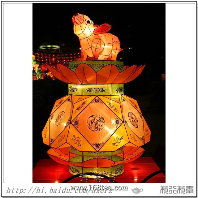 流光溢彩闹元宵(2011年福州正月元宵花灯展)