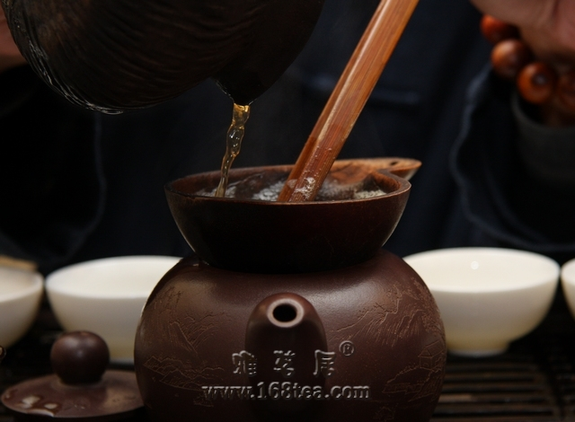 2011年雅茗居春分煎茶会