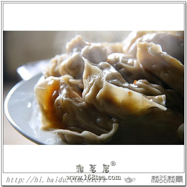 桃源生活之—普洱蒸饺、煎饼