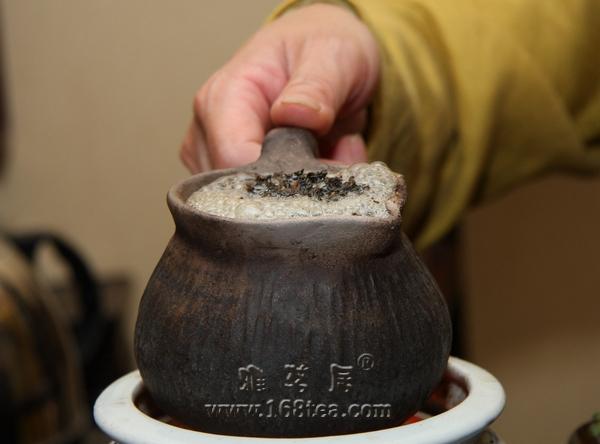 2011年雅茗居立夏煎茶