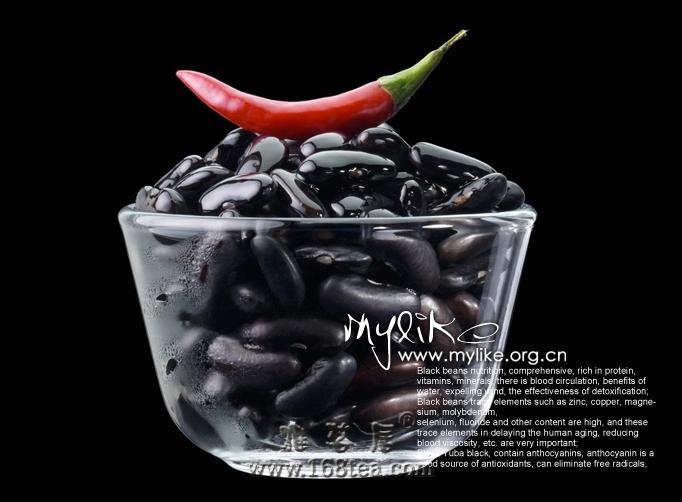 百病的克星-黑豆