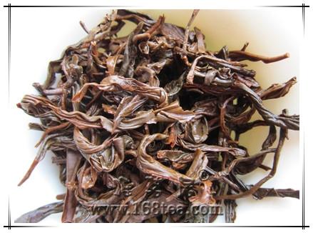 红茶制作工艺--单丛红茶制作工艺流程图