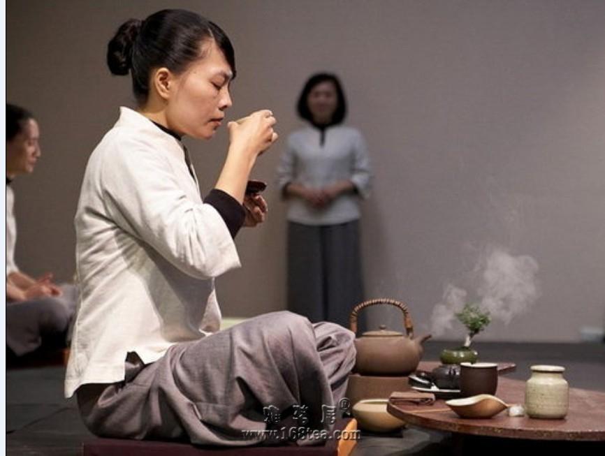浅谈茶之道艺---心灵的仪式