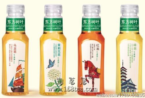 农夫山泉首推无糖茶饮:东方树叶