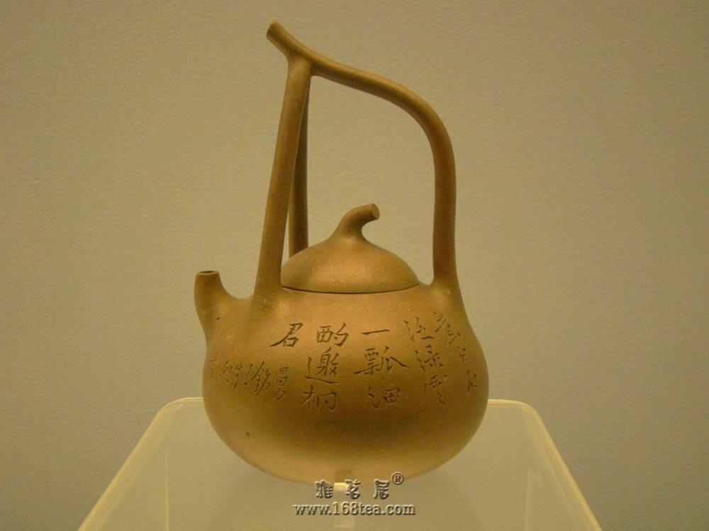 上海博物馆馆藏紫砂壶