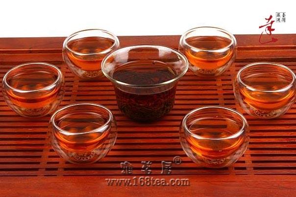 品茶与修身养性