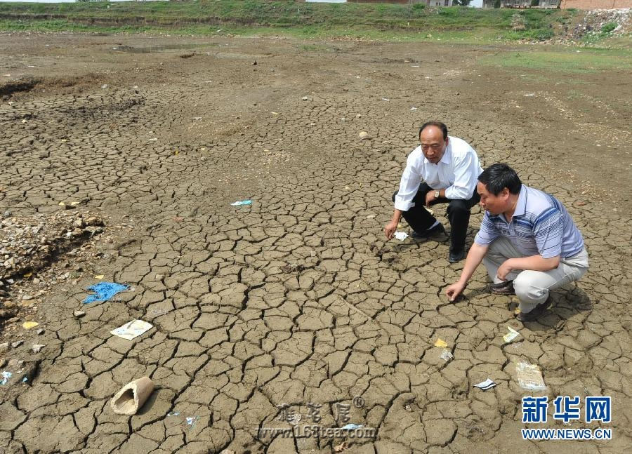 贵州余庆面临粮食绝收