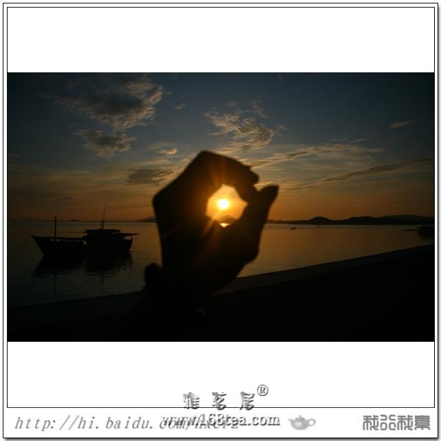 漳州之旅――东山岛日出