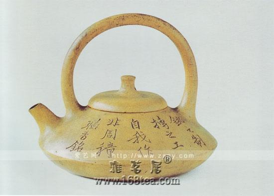 紫砂壶是走向文化人的共同时尚