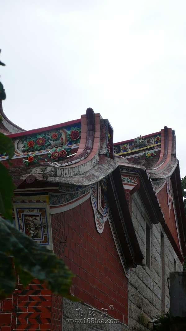 安溪传统民居---2011年,安溪淘茶随拍。