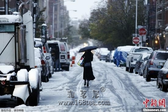 今年冷冬提前出现:美国暴雪是中国暴雪的前兆