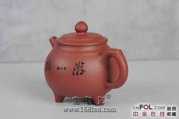 好茶一定要有好壶配!
