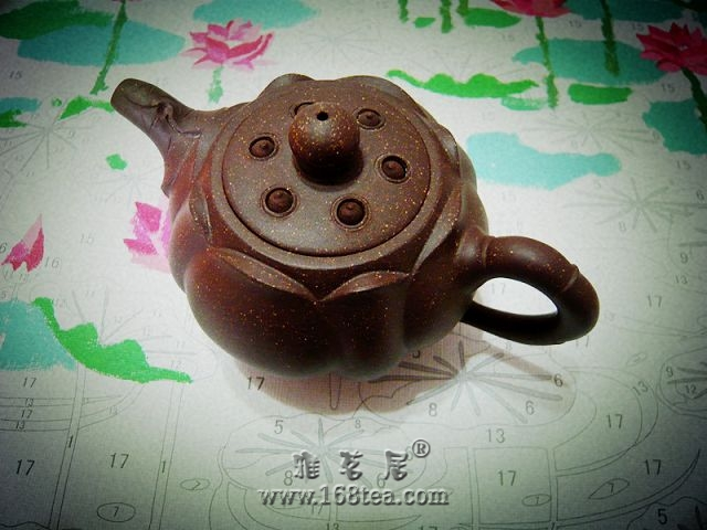 也秀一秀俺的茶壶!