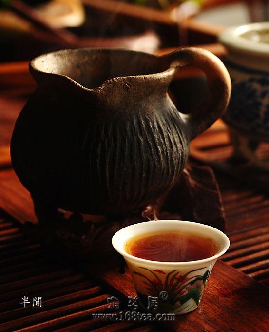 七绝   无量山品茶