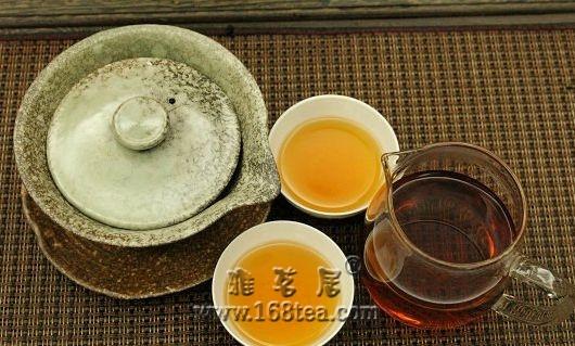 茶家寨2010锦绣丹霞(红普洱茶)