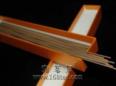 传统佛香的制作方法