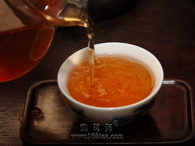 2011年雅茗居大雪煎茶