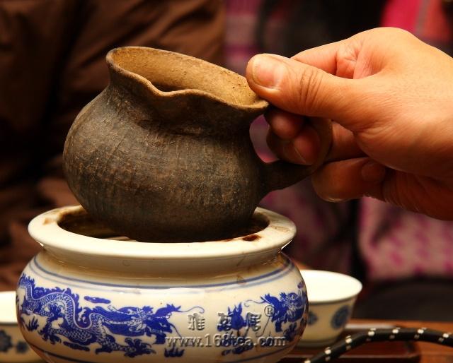 2012年雅茗居小寒煎茶