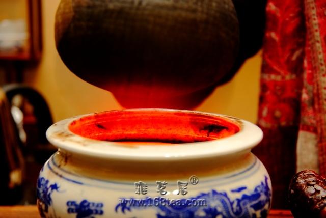 2012年雅茗居大寒煎茶