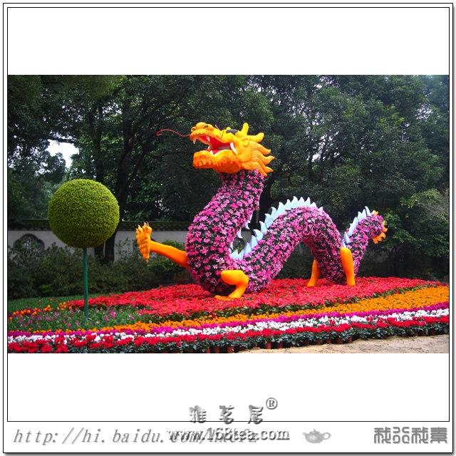 2012年迎春花展(福州西湖)