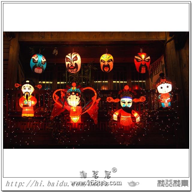 龙腾盛世闹元宵(2012年福州正月十五元宵节鼓楼、台江花灯展)