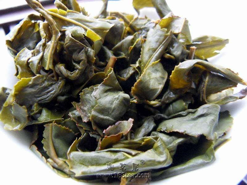品台湾高山茶记