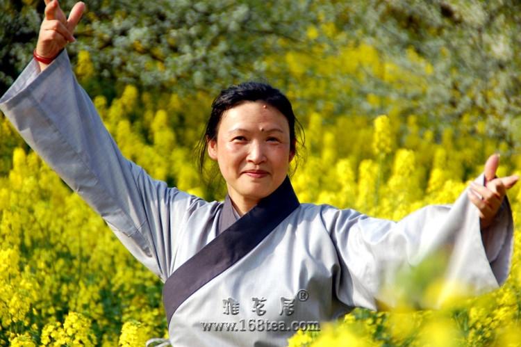 【云溪社】花·世界----梨茶绘