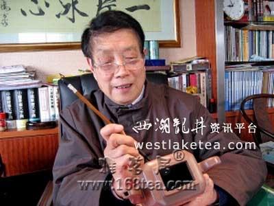 李昌鸿:做好紫砂文化是我辈的责任